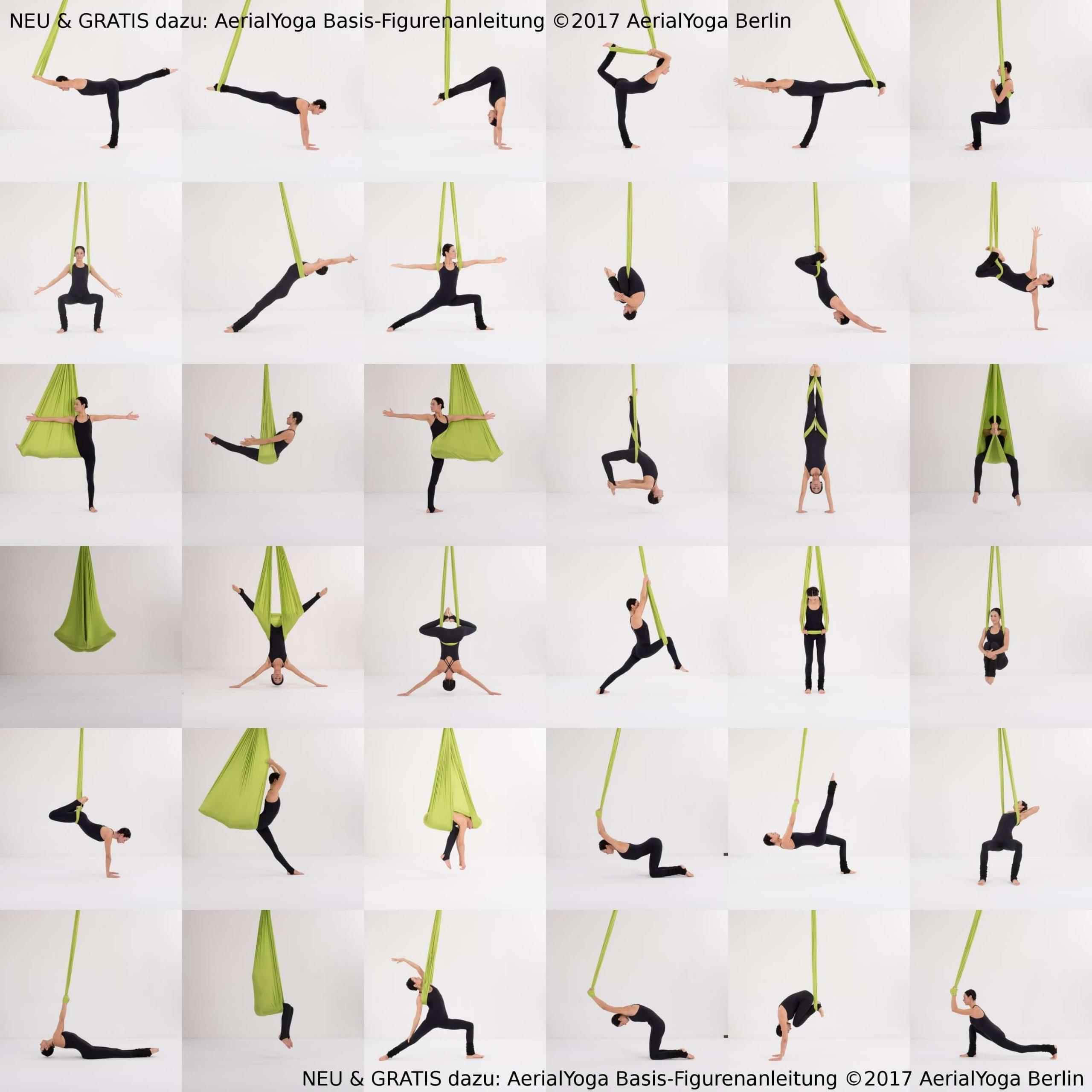 Aerial-Yoga-Poses-Figuren-Asanas-Basis-Uebungen