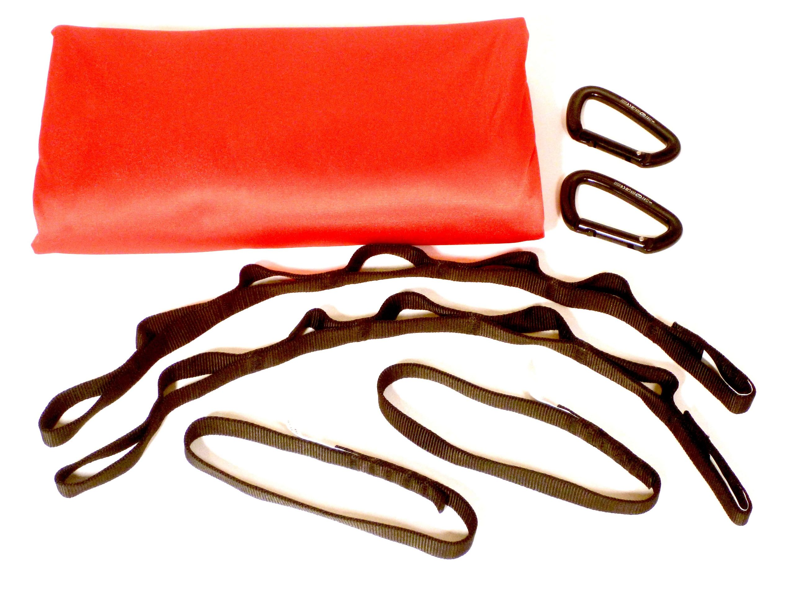 Aerial Yoga Tuch Setup